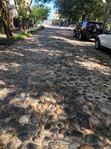 Cobble Streets in Charleston SC