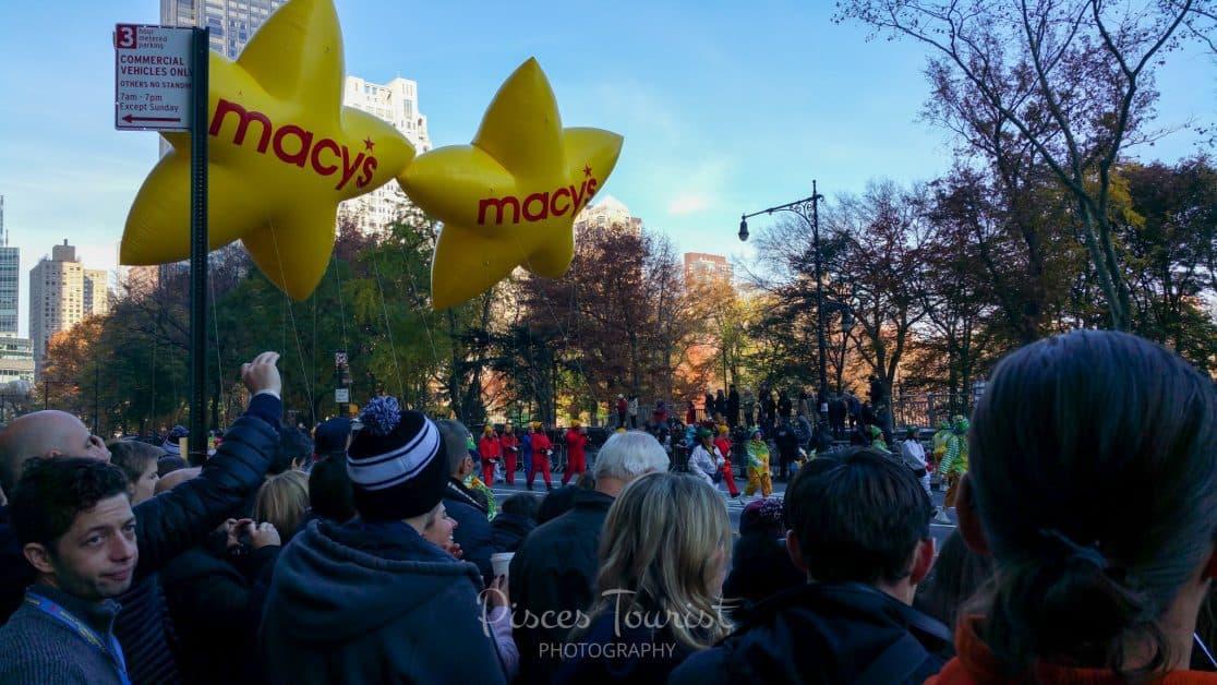 Enjoy 1 day at the Macys Thanksgiving Day Parade
