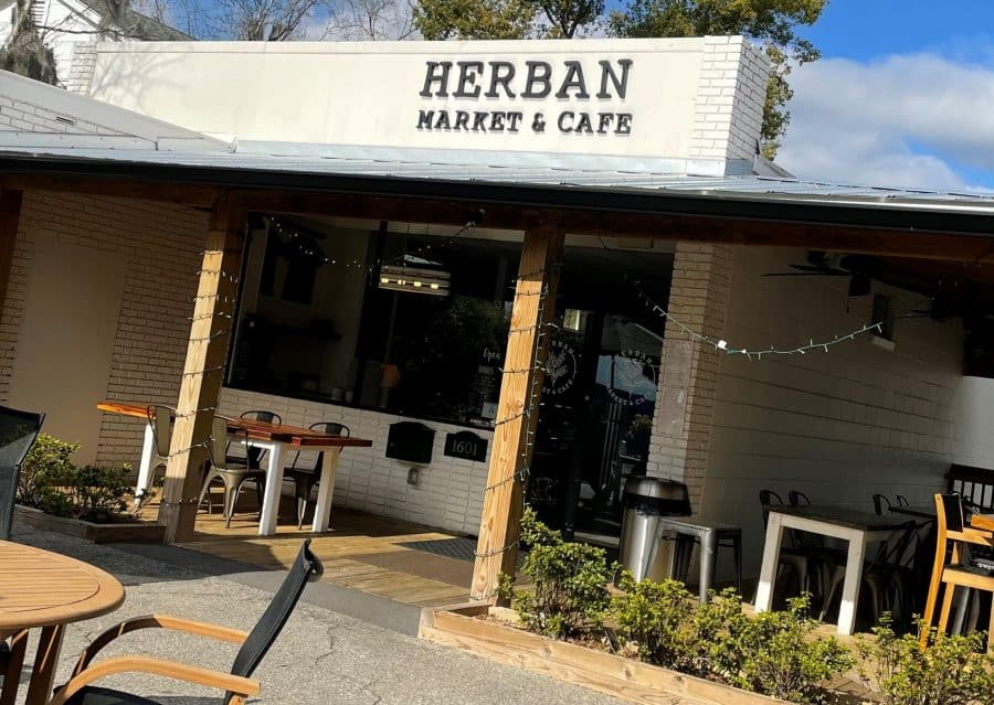 Herban Market & Cafe in Beaufort, SC