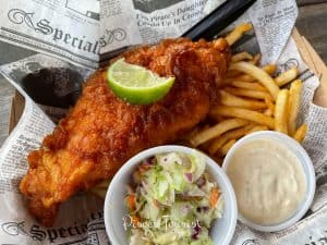 Duval Street Key West Fish & Chips
