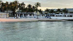 South Beach in Key West Florida