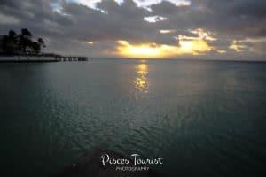 South Beach Sunrise in Key West Florida