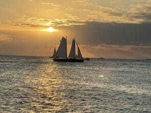 Kew West Florida Sunsets